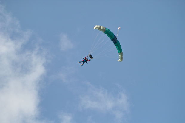 Skydiving is Awesome!