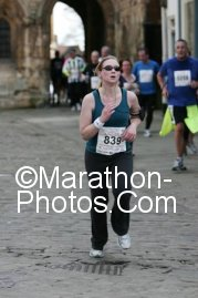 At the end of the City of Lincoln 10k