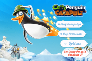 Crazy Penguin Catapults