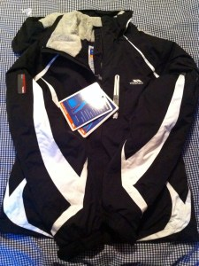 New ski jacket to keep me warm in Andorra