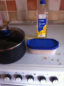 1) The ingredients