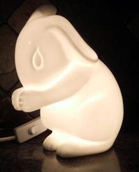 White Rabbit England Rabbit Lamp > SPLODZ BLOGZ