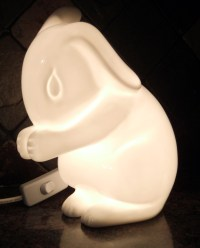 White Rabbit England Rabbit Lamp > SPLODZ BLOGZ