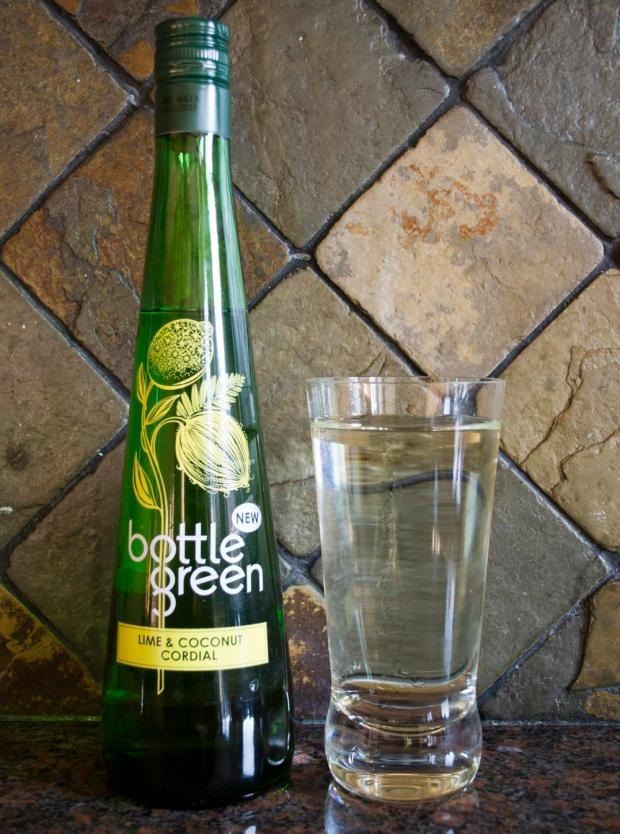 Bottlegreen Lime & Coconut Cordial