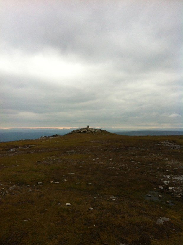 Yorkshire Three Peaks Challenge - Ingleborough