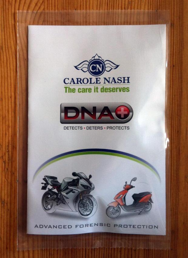 Carole Nash DNA+