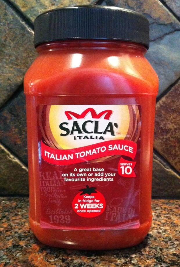 Sacla Italian Tomato Sauce