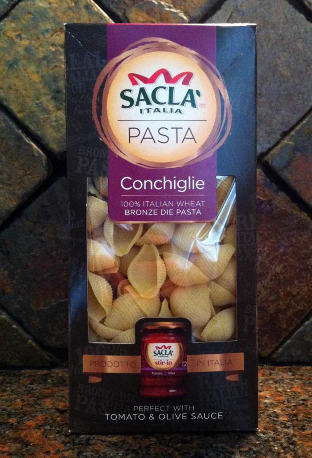 Sacla Conchiglie Pasta