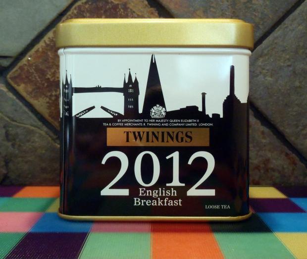 Twinings 2012 English Breakfast Tea