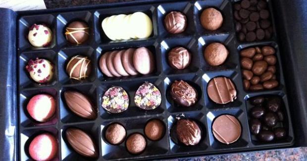Cocoa Boutique Chocolate Box