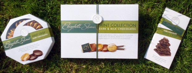 Elizabeth Shaw Mint Collection