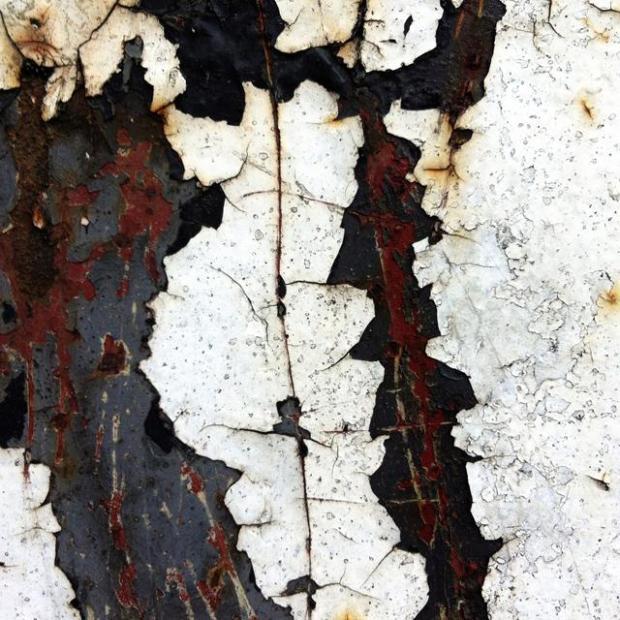 Peeling Paint and Rust - Zoe Homes