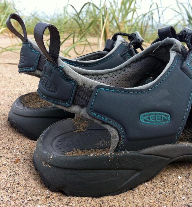 KEEN Turia Sandals Heel
