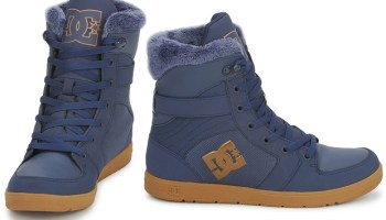 DC Shoes Warm Skate Shoes