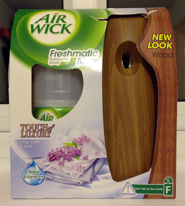 Air Wick Wood Freshmatic