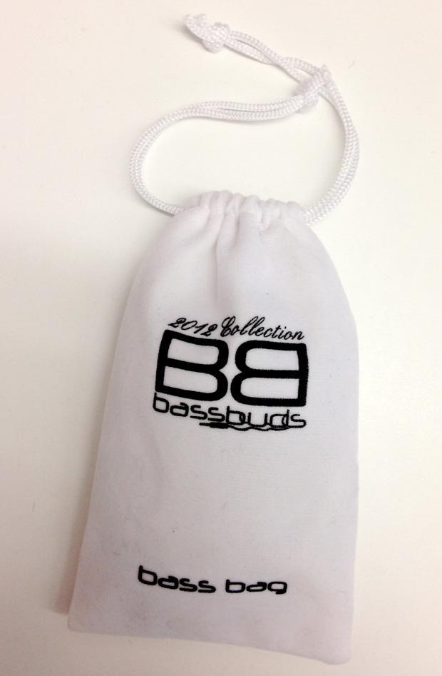 Bass Buds Bass Bag