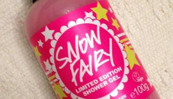 Lush Christmas Shower Gel
