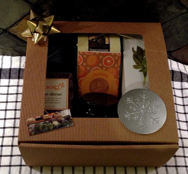 Secret Santa Gift - Hamper
