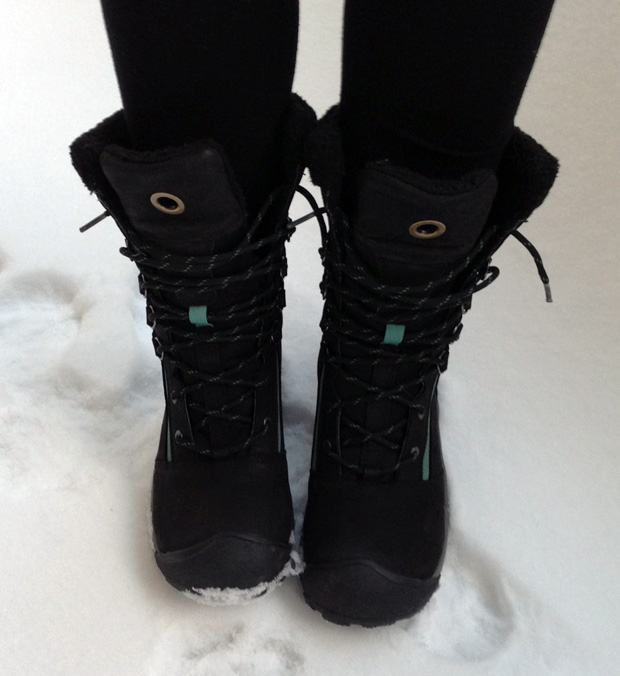 Playtime Tester Review: KEEN Hoodoo High Lace Snow Boots