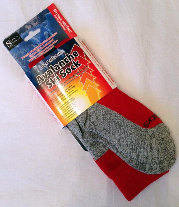 Avalanche Ski Sock by Incredisocks