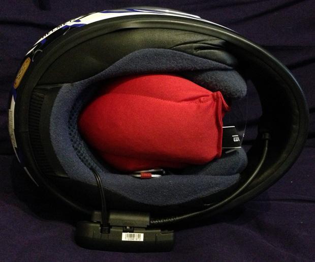 Stuffits for Helmets in my Lid