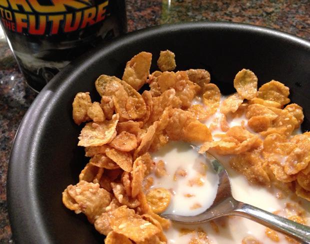 Breakfast Thursday - Crunch Nut Cornflakes