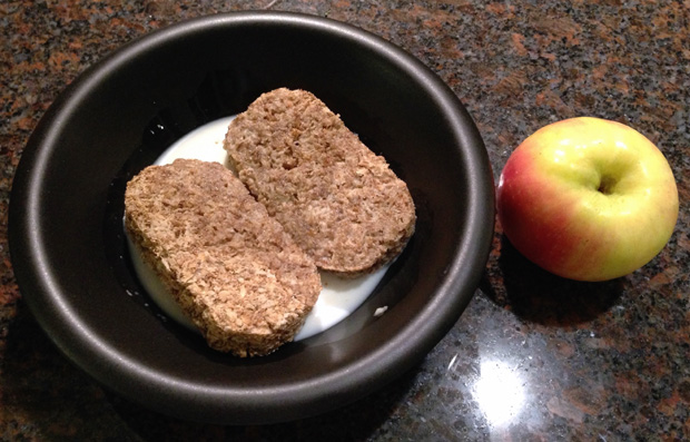 Breakfast Wednesday - Weetabix