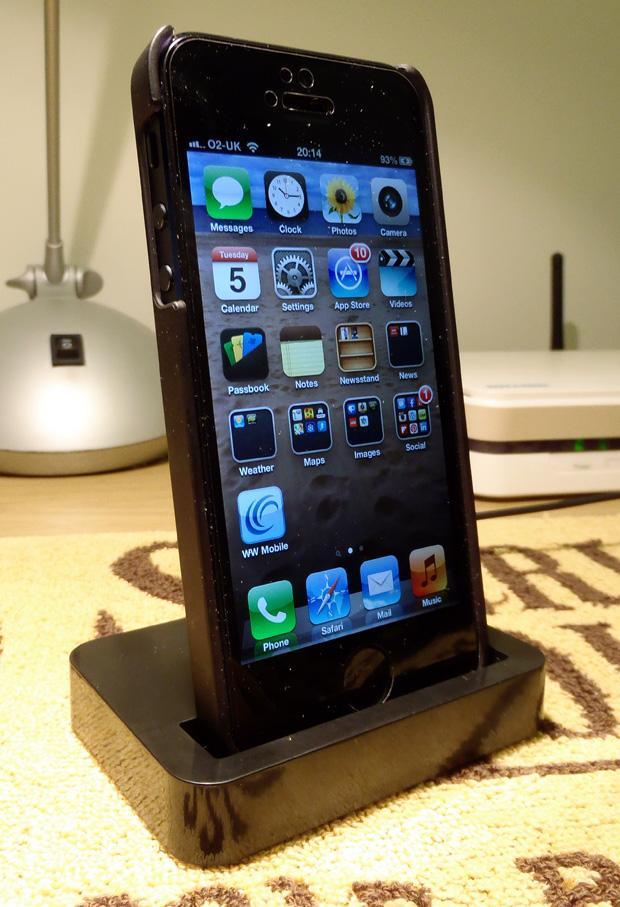 iPhone Dock from Mobile Fun
