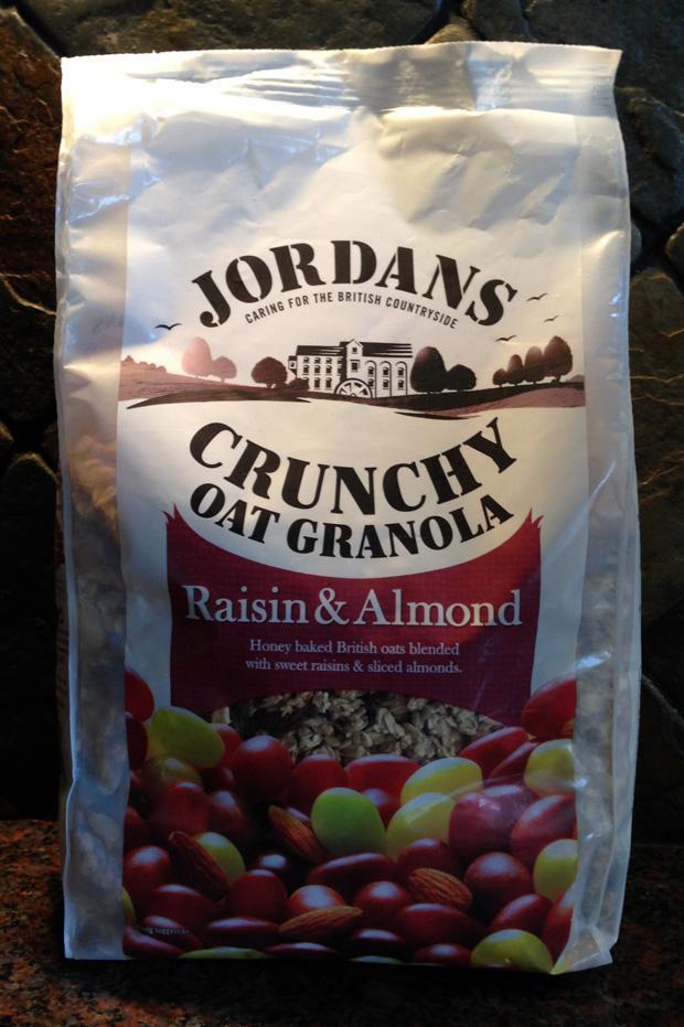 Jordans Crunchy Oat Granola