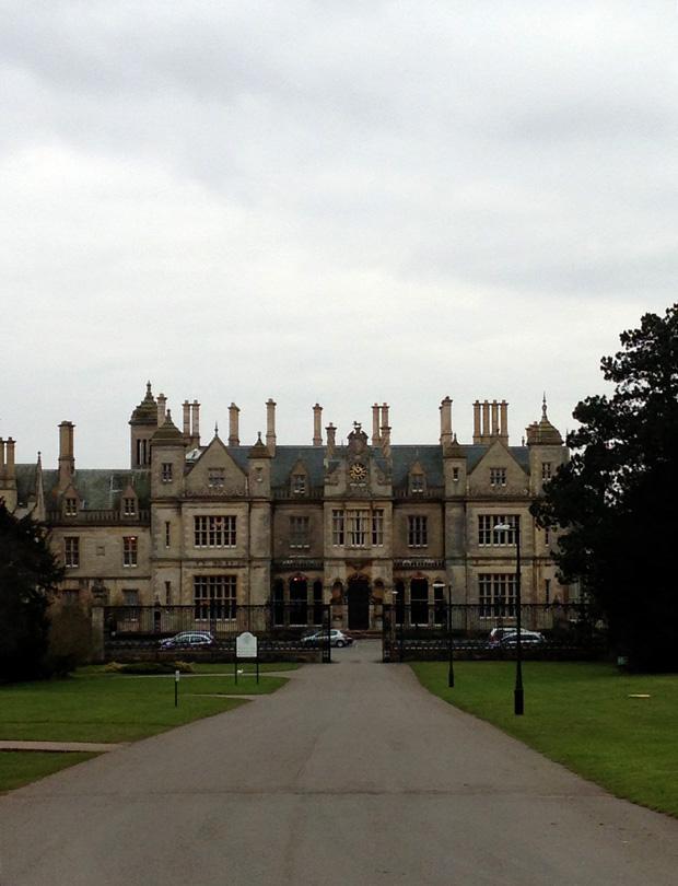 Stoke Rochford Hall