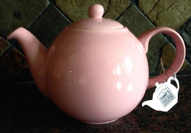 London Pottery Company Globe Tea Pot from Twinings