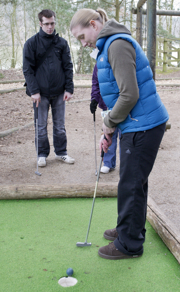 What to Wear at Center Parcs, 2013
