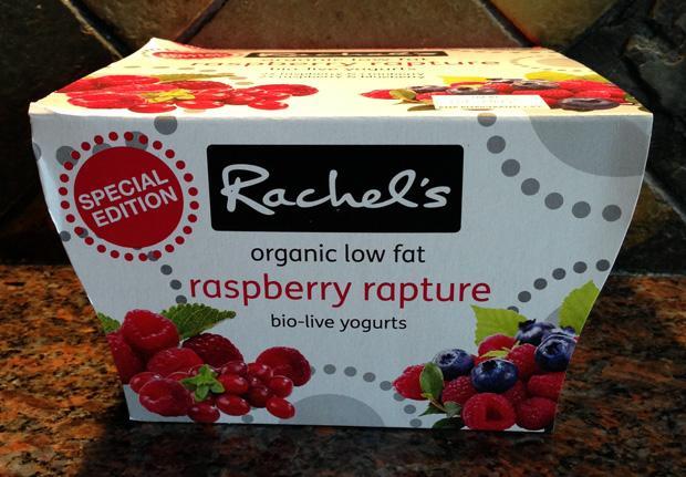 Rachel's Organic Low Fat Raspberry Rapture