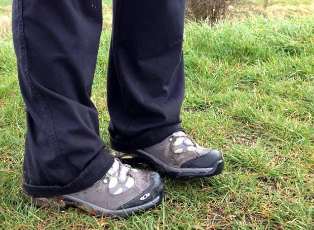 Au64095 Salomon Comet 3D Lady Gtx Green Womens Boots