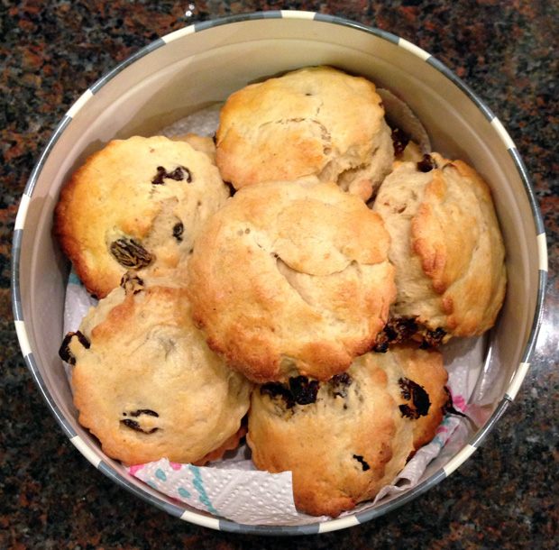 How Do You Make Scones?
