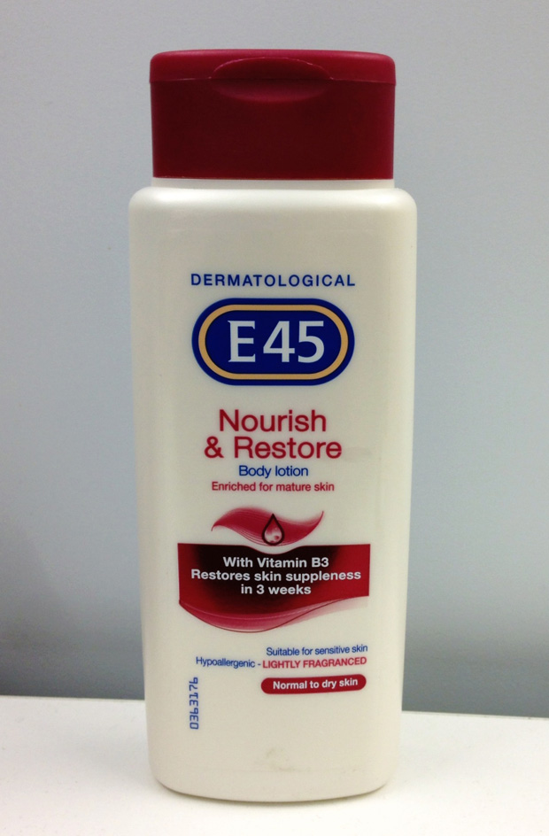 E45 Nourish & Protect Body Lotion
