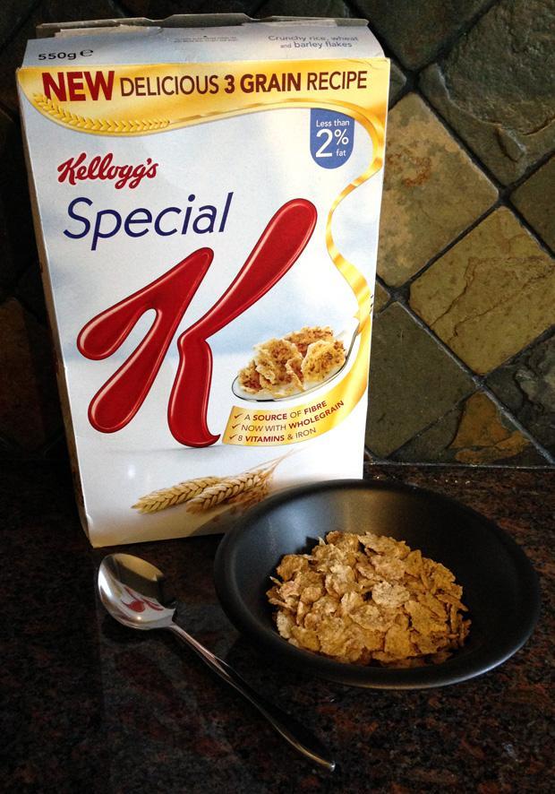 New Special K Three Grain Recipe