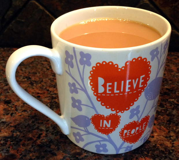 Mug of Twinings Everyday Tea