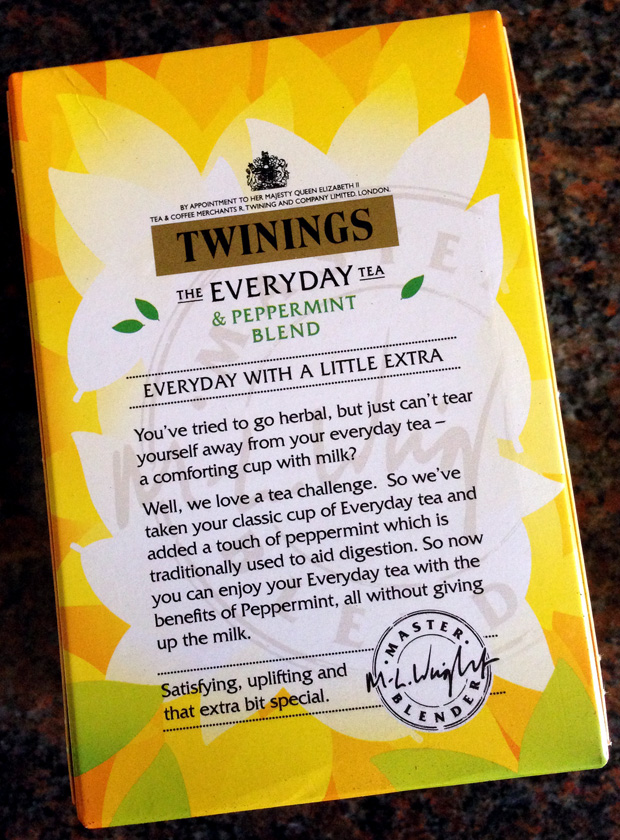 Twinings Everyday Tea Peppermint Blend