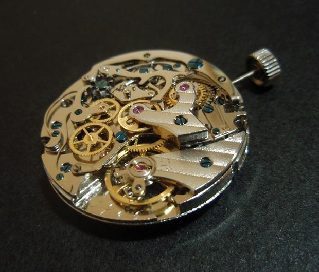 The Lew & Huey Riccardo Watch