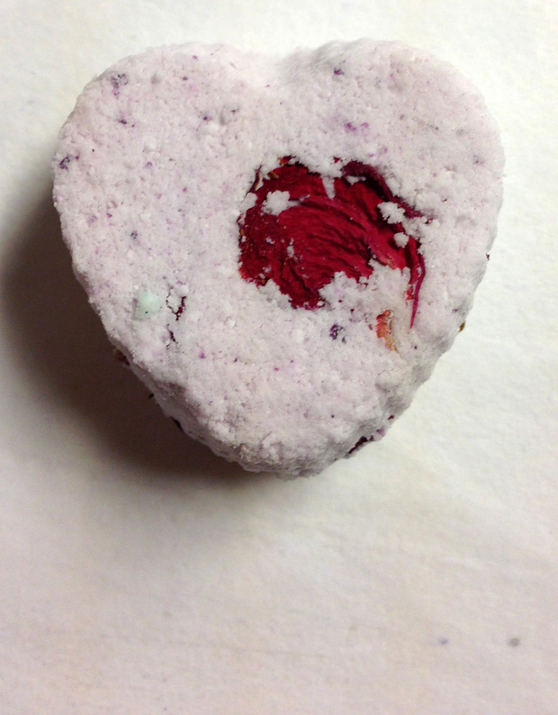 Making Bath Bombs at Rock+Paper+Scissors in Lincoln