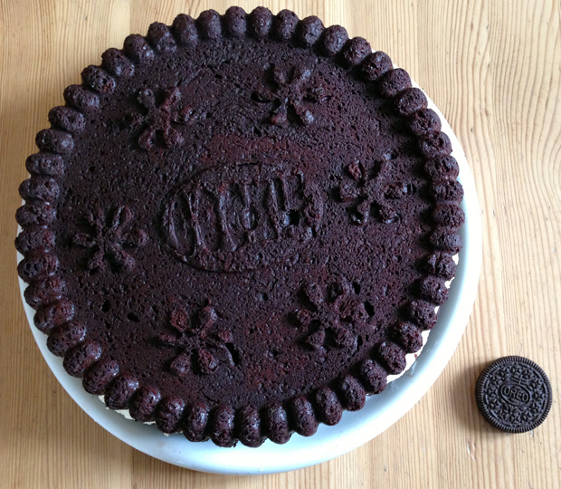Pimp My Snack – Oreo Cookie Cake