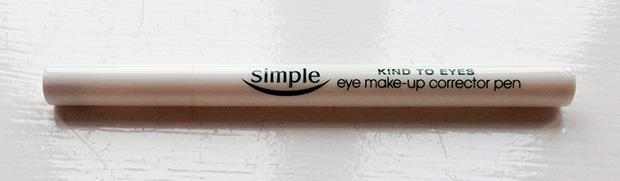 Simple Eye Make Up Corrector Pen