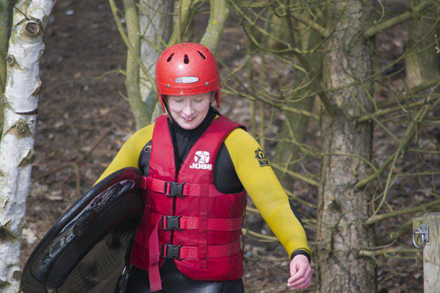 Cable Ski at Center Parcs, Elveden