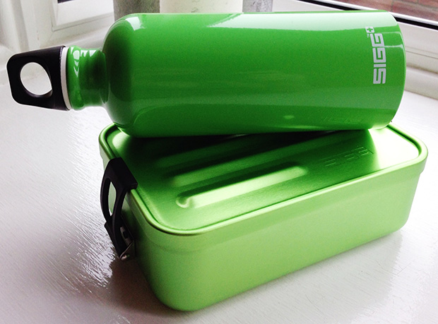 SIGG Color Traveller 0.6l