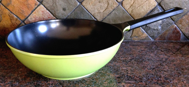 Review: Ozeri Green Earth Wok