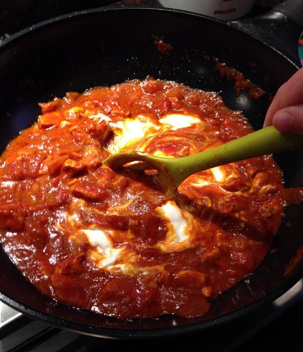 Recipe | Quark Chicken Tikka Masala
