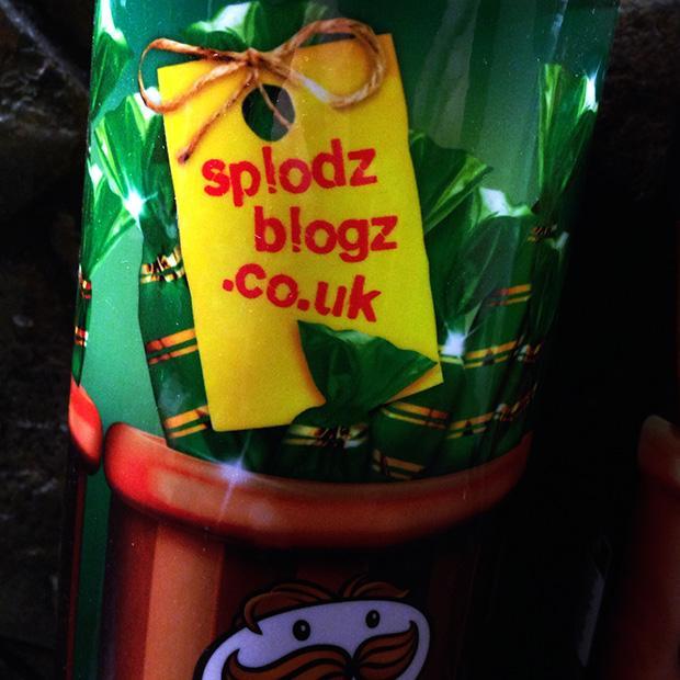Personalised Pringles