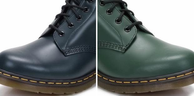 Blue or Green Dr Martens