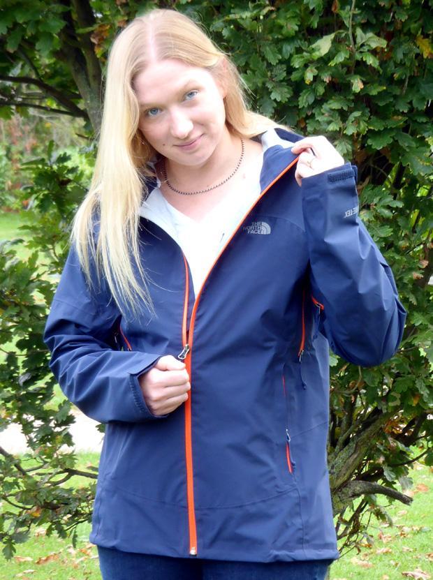 The North Face Vanadium Jacket modelled by Splodz